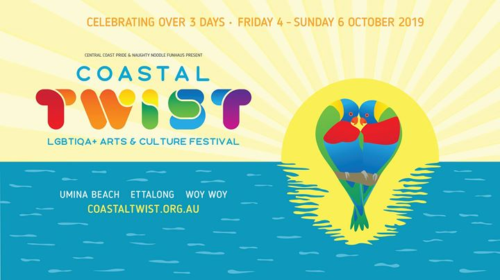 Coastal Twist LGBTIQA+ Arts & Culture Festival 2019