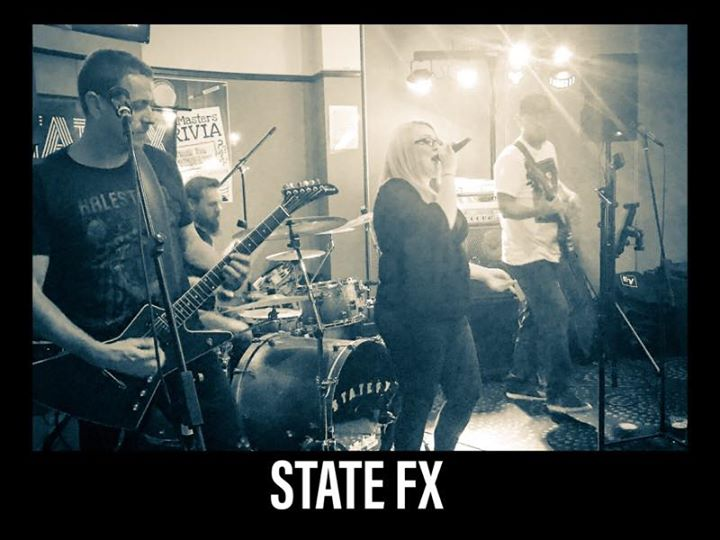 StateFX Live & Free at Club Charlestown