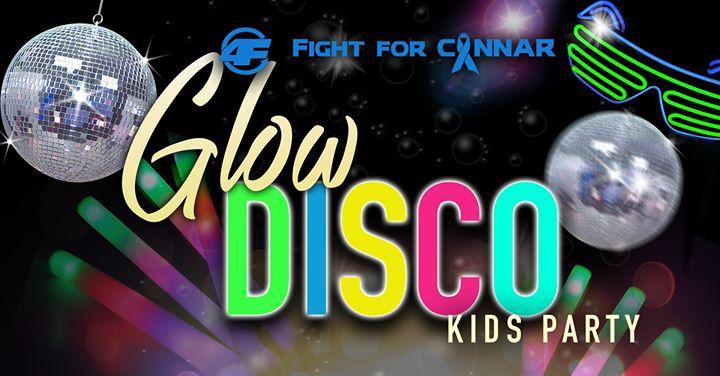 Kids GLOW Disco