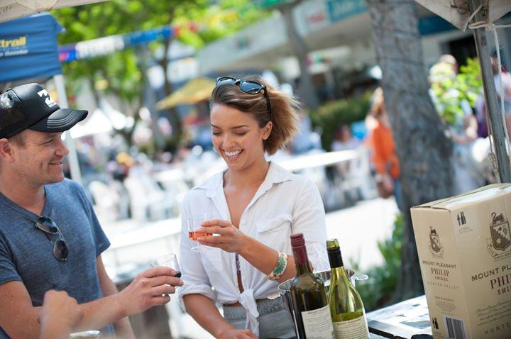 Tastes Port Stephens food, wine and jazz weekend