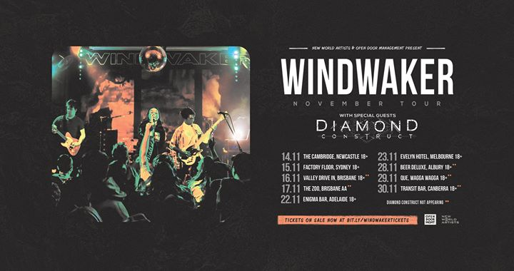 Windwaker – Newcastle 18+