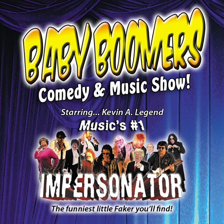 Baby Boomers Comedy & Music Show