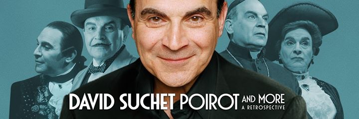David Suchet: Poirot & More, A Retrospective – Newcastle