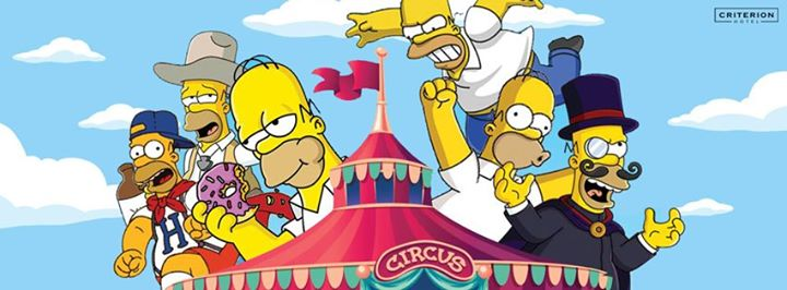 Homerpalooza – Simpsons Themed Carnival Party