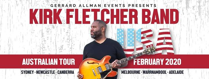 Bounty Hunters Acoustic Duo To Support Kirk Fletcher!