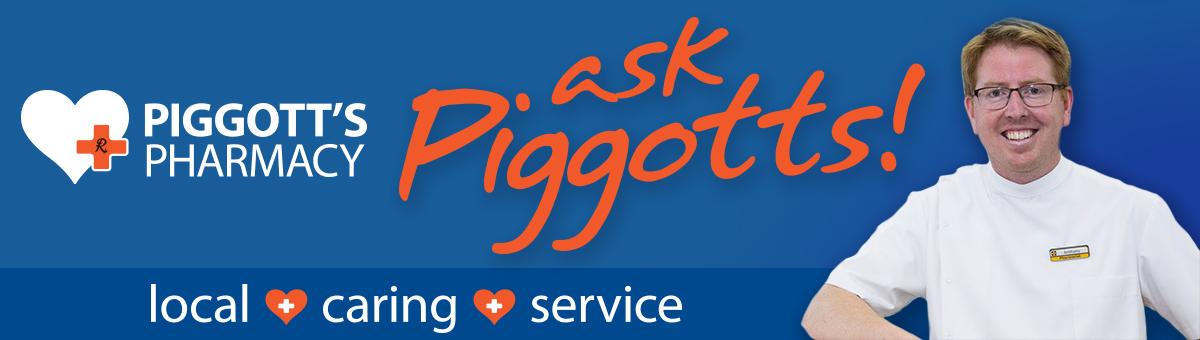 WEEK 33 | Piggotts