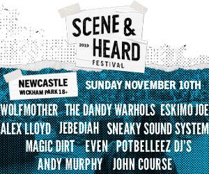 WEEK 35 |  Scene & Heard