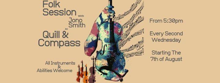 Folk Session With Jono Smith