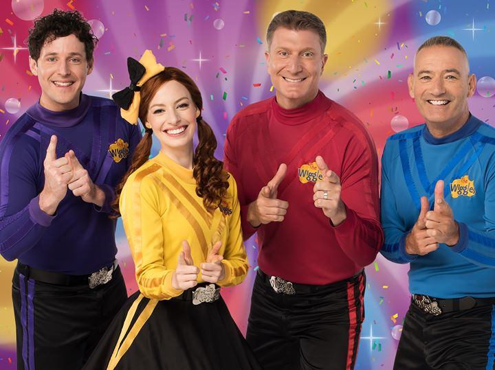 The Wiggles – Party Time! Big Show!
