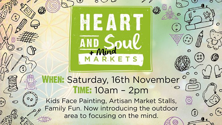 Heart & Soul + Mind Markets – Cardiff Community Fair
