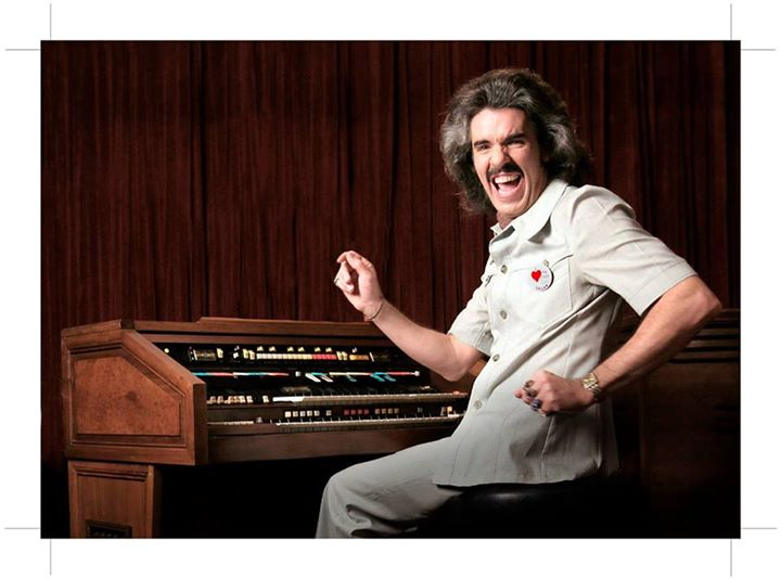 Barry Morgans World of Organs – Carrington