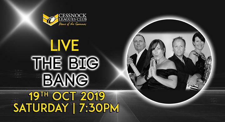 The Big Bang – LIVE