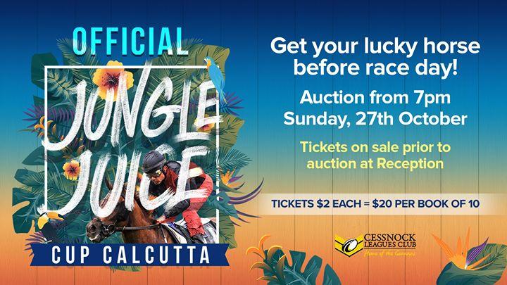Official Jungle Juice Calcutta