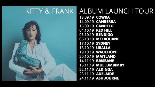 Maitland – Kitty & Frank Launch