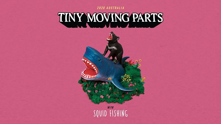 Tiny Moving Parts (USA) Live in Newcastle – 18+