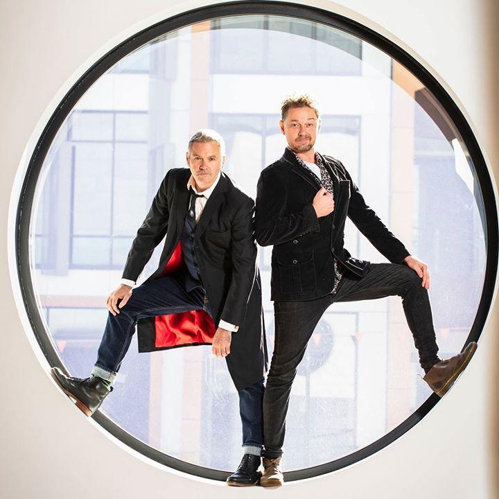 Paul McDermott & Steven Gates