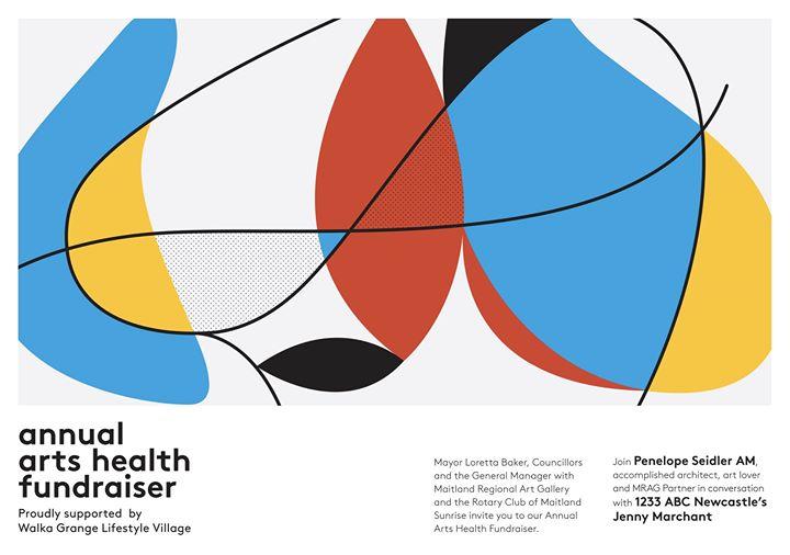 Annual Arts Health Fundraiser