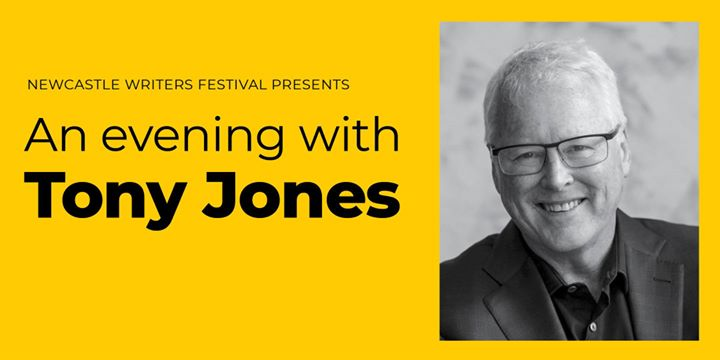 An evening with Tony Jones