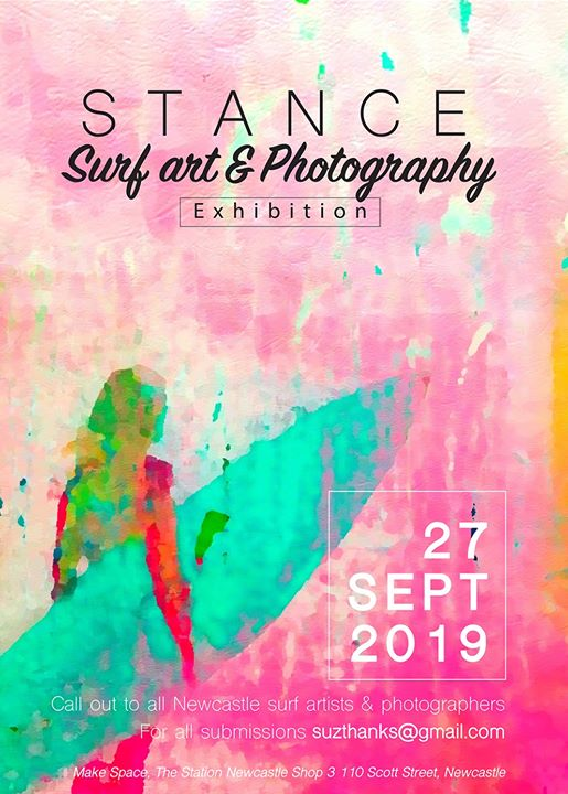 Stance – Surf Art & Photography Exhibition