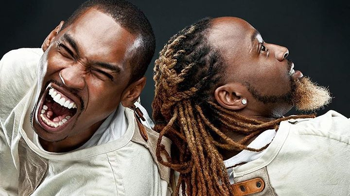 The Ying Yang Twins (USA) – live club show