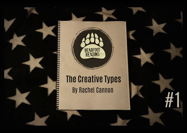 Bearfoot Reading #1 (The Creative Types by Rachel Cannon)