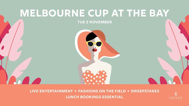 Melbourne Cup at the Bay