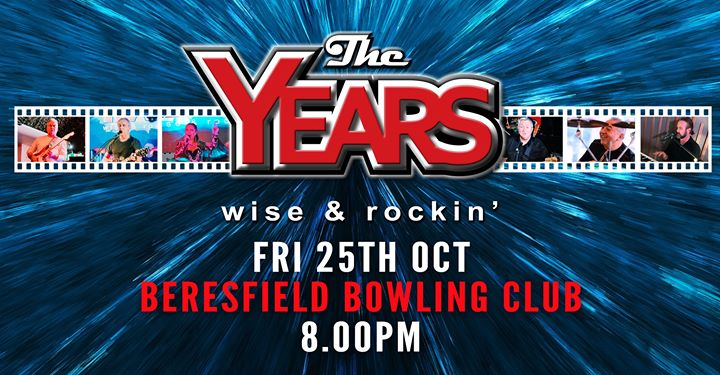 The Years at Beresfield Bowling Club