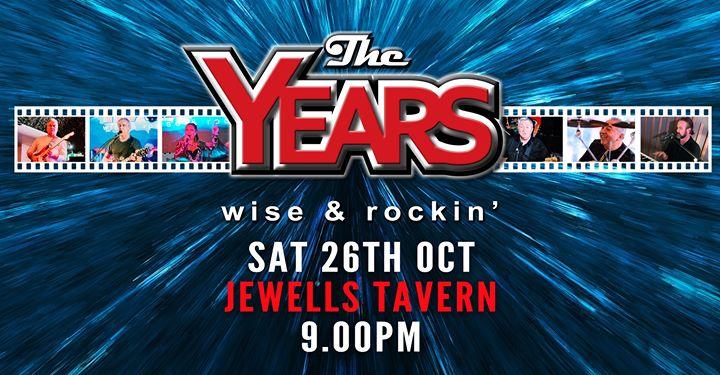 The Years at Jewells Tavern
