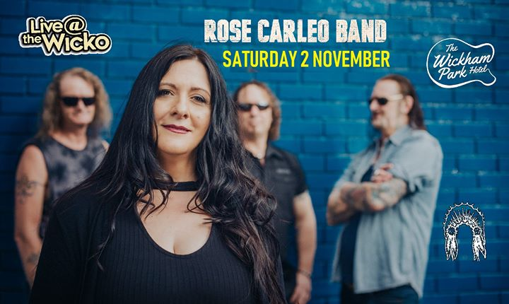 Rose Carleo Band at The Wicko