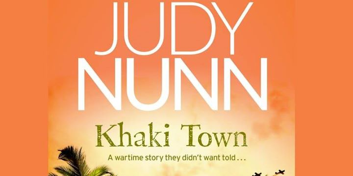 Author Talk: Judy Nunn