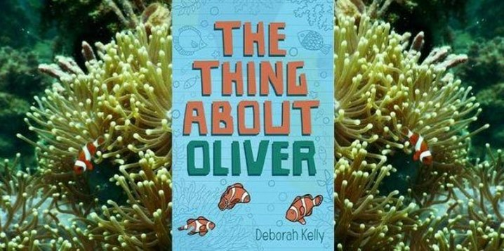 Book Launch: The Thing About Oliver