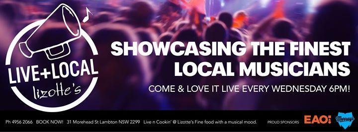 Live N Local w/ Urban Fusion, Turtle Custard, Elyssa