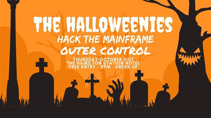 The Halloweenies Spooktacular!
