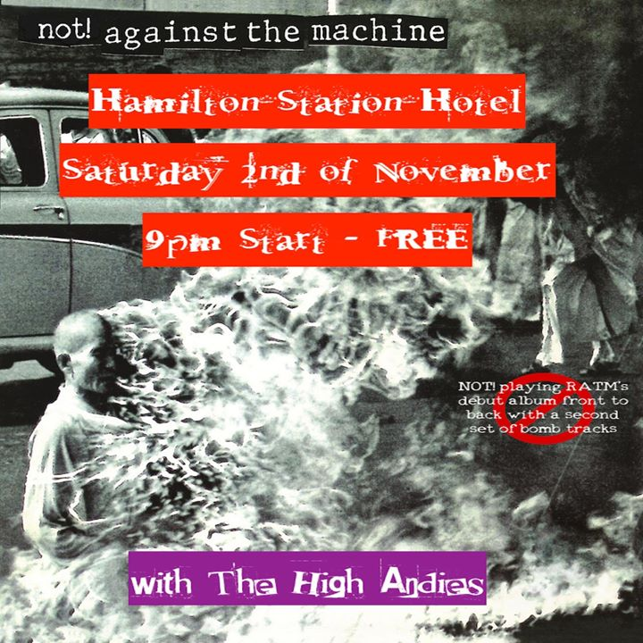 NOT! Against The Machine