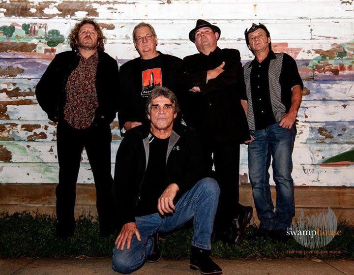 The Blues Bombers | The Junkyard