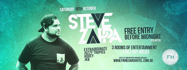 Steve Zappa // Saturday at Finnegan's