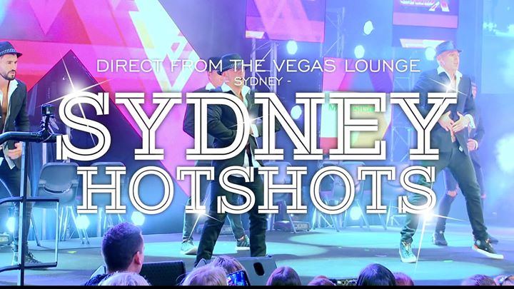 Sydney Hotshots LIVE At Club Lemon Tree