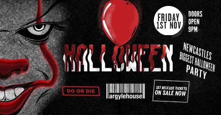 Halloween at The Argyle House