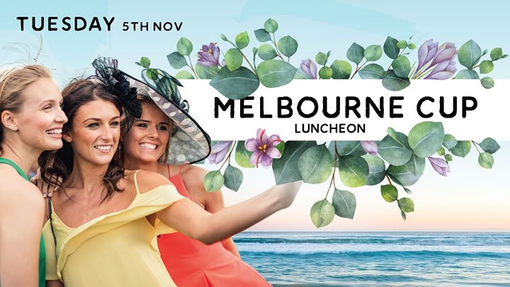 The Beach Hotel Melbourne Cup Luncheon