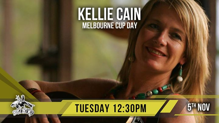 Melbourne Cup Day with Kellie Cain