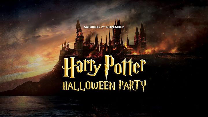 Harry Potter Halloween Party (Newcastle)