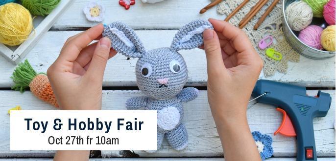 Toy & Hobby Fair presented by Hunter Model Club