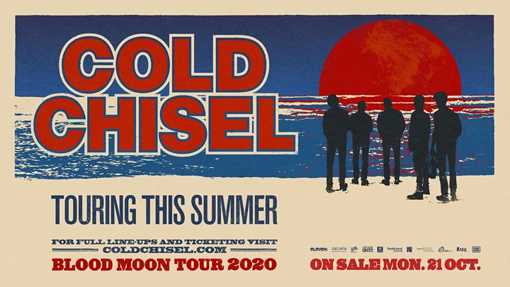 Blood Moon Tour 2020 – Hope Estate, Hunter Valley NSW