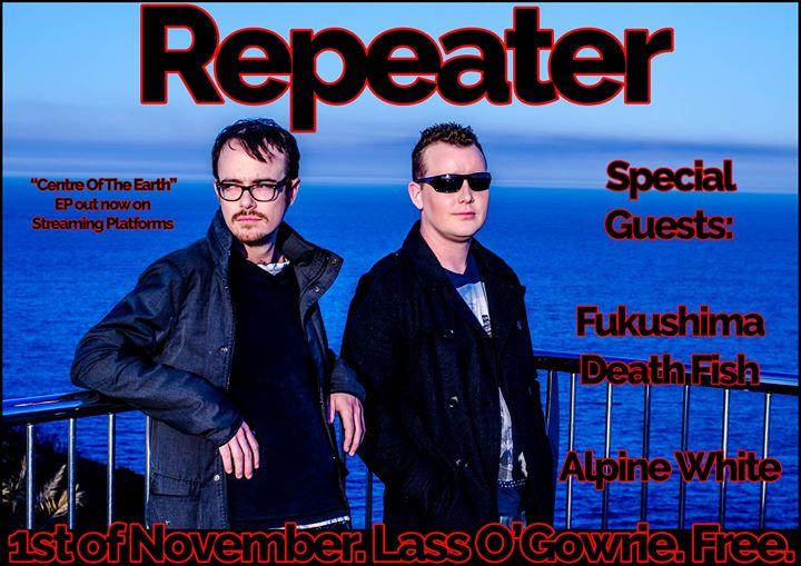 Repeater – Alpine White – Fukushima Death Fish