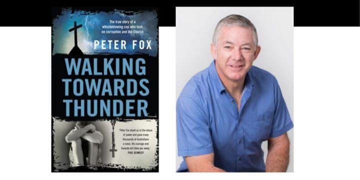 Author Talk: Peter Fox