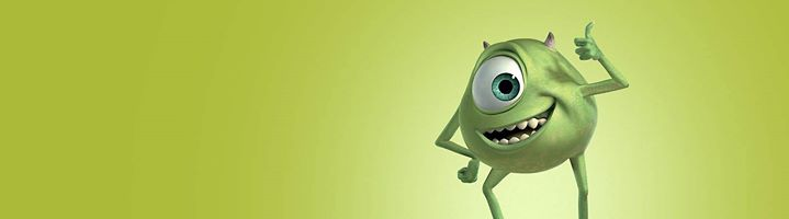 Halloween Disco Mike form Monsters Inc 25th October
