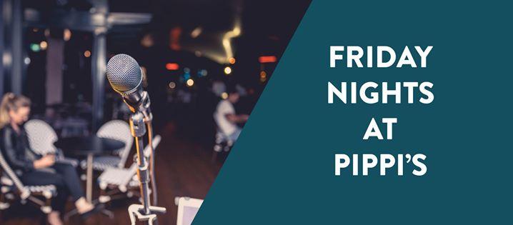 Boney Rivers + Hi-Fi Days // Friday Nights at Pippi's