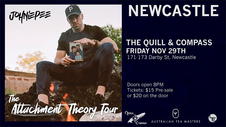 Newcastle | Johniepee – Attachment Theory National Tour