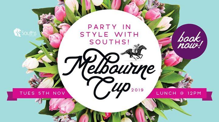 Melbourne Cup Party at Souths!