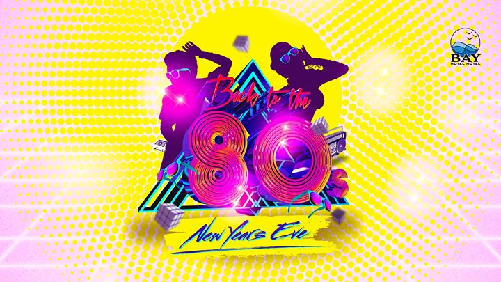 Back to the 80's New Years Eve ft. local band – Distant Thunder
